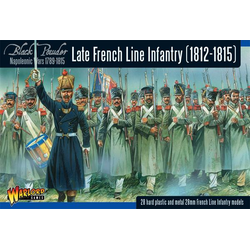 Napoleonic: Late French Line Infantry (1812-1815) Revised