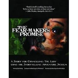 Changeling: The Lost: The Fear-Maker´s Promise Compilation (Begagnat) )