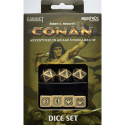 Conan RPG: Player's Dice Set