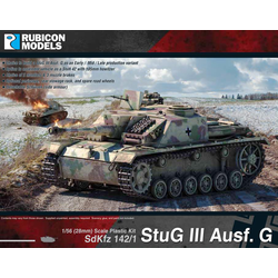 Rubicon: German Stug III Ausf G