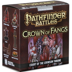 Pathfinder Battles: Crown of Fangs - Court of the Crimson Throne