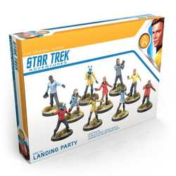 Star Trek Adventures: The Original Series Landing Party