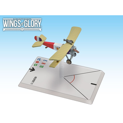 Wings of Glory: WW1 Nieuport 11 (De Turenne)