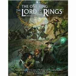 The One Ring: Core Rules (standard 2nd ed) - cancellerad!