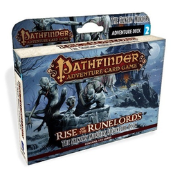 Pathfinder Adventure Card Game: Rise of the Runelords The Skinsaw Murders Adventure Deck