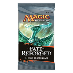 Magic The Gathering: Fate Reforged Booster Pack