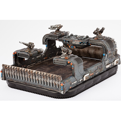 Resistance Leviathan Heavy Hovercraft