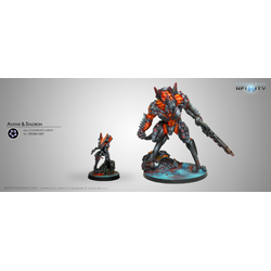 Combined Army - Avatar & Staldron (Box set of 2)