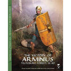 The Victory of Arminius: Teutoburg Forest, IX AD