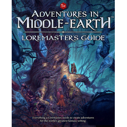 The One Ring / D&D: Adventures in Middle-Earth - Loremaster's Guide