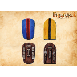 Fireforge: Pavais Shields (12)