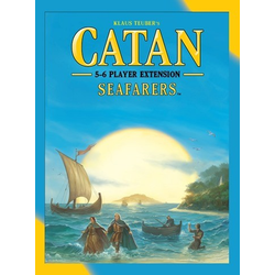 Settlers of catan (5th ed): Seafarers 5-6 Player extension (eng. regler)