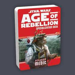 Star Wars: Age of Rebellion: Specialization Deck - Soldier Medic