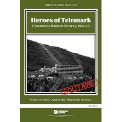 Heroes of Telemark: Commando Raids in Norway, 1942-43
