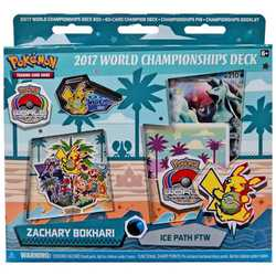 Pokemon TCG: 2017 World Championship Deck - Zachary Bokhari