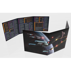 Star Trek Adventures: GM Screen