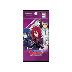 Cardfight!! Vanguard: Strongest! Team AL4 Booster Pack