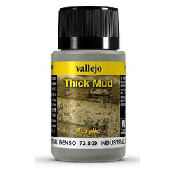 Vallejo Weathering Effects: Industrial Thick Mud