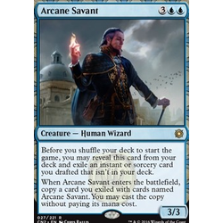 Magic löskort: Conspiracy: Take the Crown: Arcane Savant
