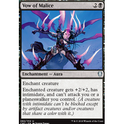 Magic löskort: Commander Anthology 2018: Vow of Malice