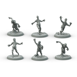Fallout: Wasteland Warfare - Feral Ghouls