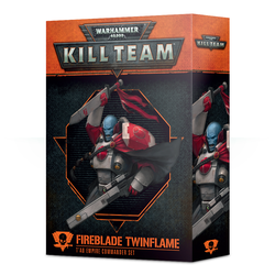 Kill Team: Commander Fireblade Twinflame