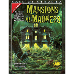 Call of Cthulhu: Mansions of Madness