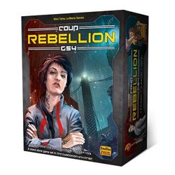 Coup: Rebellion G54 (sleevat)