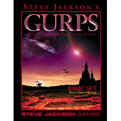 GURPS 3rd ed: Basic Set (revised)