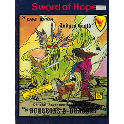 D&D Basic: Sword of Hope (1980)