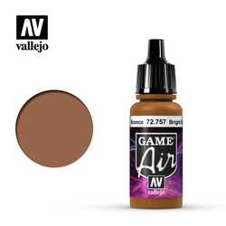 Vallejo Game Air: Bright Bronze