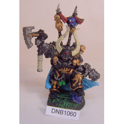 Chaos Space Marines: Lord (Metall)