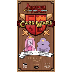 Adventure Time Presents: Card Wars (Princess Bubblegum vs Lumpy Space Princess)