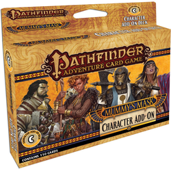 Pathfinder Adventure Card Game: Mummy's Mask: Character Add-On Deck