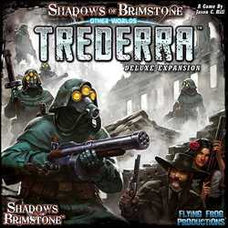Shadows of Brimstone: Trederra Otherworld