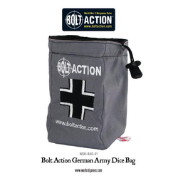 Bolt Action: German Army Dice Bag
