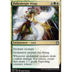 Magic löskort: Guild Kits: Pollenbright Wings