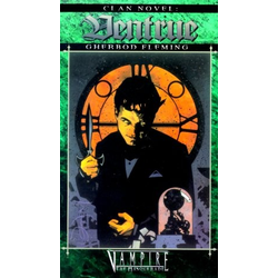 Vampire: The Masquerade: Clan Novel: Ventrue (Begagnad) )