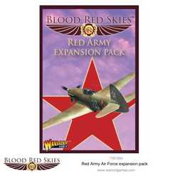 Blood Red Skies: Soviet Red Army Air Force expansion pack