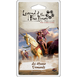Legend of the Five Rings: As Honor Demands