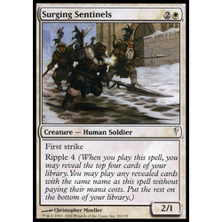 Magic löskort: Coldsnap: Surging Sentinels