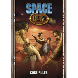 Space 1889: Core Rulebook Revised