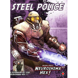 Neuroshima Hex: Steel Police 3.0