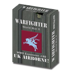 Warfighter WWII: Expansion 40 - UK Airborne