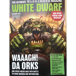 White Dwarf nummer 28 - November 2018