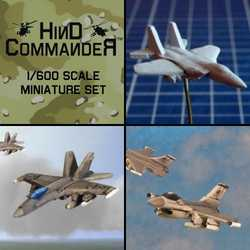 Hind Commander: US Airplane pack 1
