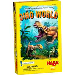 Dino World (eng. regler)