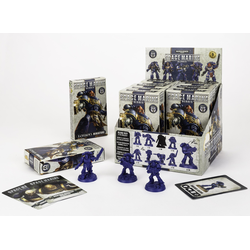 Space Marine Heroes (1 random collector's model)