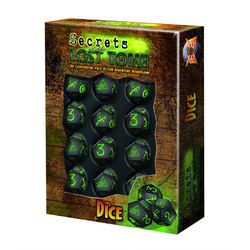 Secrets of the Lost Tomb: Dice pack