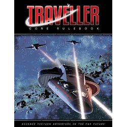 Traveller 4th ed: Core Rulebook